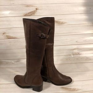 "Rio Grande ""Matisse"" Tall Leather Boots•Size 6.5"